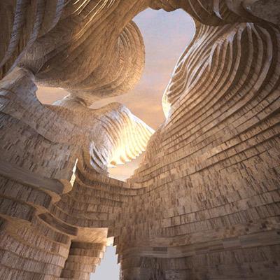 The Termite Pavilion